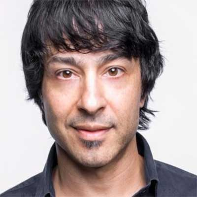 Hire or Book Arj Barker