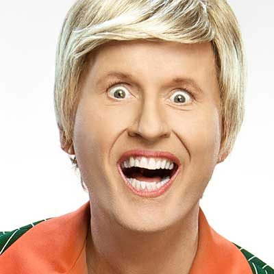 Hire or Book Bob Downe