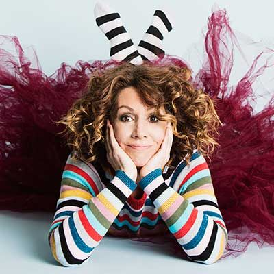 Hire or Book Kitty Flanagan