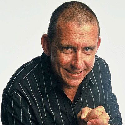 Hire or Book Comedian Peter Rowsthorn